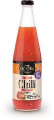 Sweet chilli sauce mango